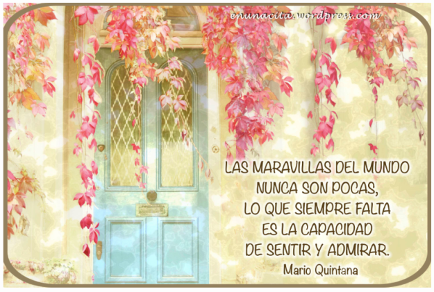 Maravillas - Mario Qintana